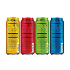 mtn dew game fuel 4 flavor variety pack 16 oz cans 12 count ebay