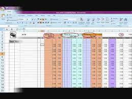 Compile product costings based on bills of material. Using Excel For Bill Of Quantities 0001 Youtube