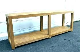 wooden side table with drawer narrow wooden table long console tables thin kitchen tall oak side