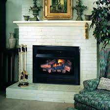 gas fireplace inserts repair s gas fireplace repairs portland or