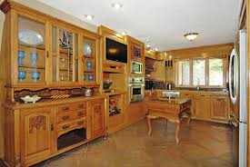 Real Estata Quarter Sawn Oak Kitchen Cabinets. ««