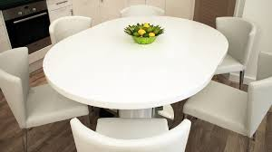 extending dining table chairs extendable dining sets furniture throughout white round extending dining table renovation