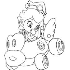 Small Picture Baby Princess Peach Coloring Pages Printable Coloring Sheets