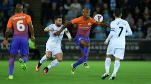 The swans are flying high in the championship and come into this clash on the back of eight wins and no defeats in their last 10 fixtures. Swansea 1 2 Manchester City Second String Visitors Ease To Victory Goal Com