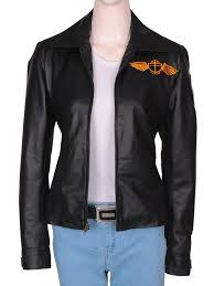 classy leather jacket college girl leather jacket