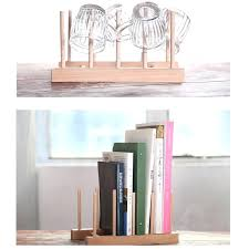 wooden cd cabinet new wooden plate rack wood stand books display holder lids holds 7 heavy wooden cd cabinet