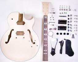 thefretwire diy electric guitar kit 175 jazz style