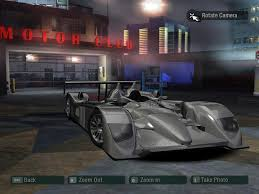 Need For Speed Carbon Audi R10 Tdi Nfscars