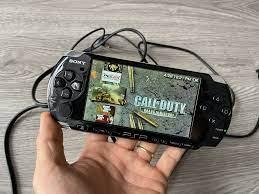 Máy chơi game Sony PSP 3000 hack Full thẻ 32gb chính hãng - 1.790.000đ