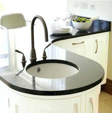 d shaped sink kitchen sink shape attractive design of kitchen sink shapes with circular shape and d shaped sink kitchen