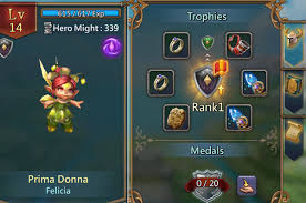 Lords Mobile Heroes General Guide Online Fanatic