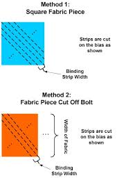 Quilter's Paradise - The Leader in Cutting and Kitting Services ... & Bias Binding Calculations Adamdwight.com