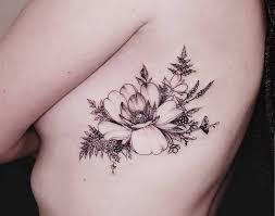 эскизы цветов значение татуировки с цветком Flower Tattoo Ideas