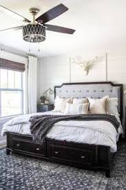 white modern master bedroom. Rustic Modern Master Bedroom Reveal + Sources | Blesserhouse.com - A Plain White, White R