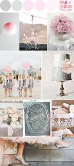 Grey Pink Wedding Colors Palette Ideas | Gray, Board and Weddings