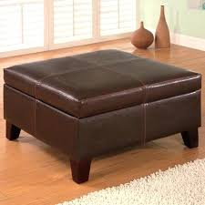 neptune coffee table with storage ottomans large size of coaster ottomans contemporary square faux leather storage ottoman coffee table w with