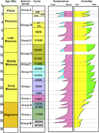 sequence biostratigraphic framework for