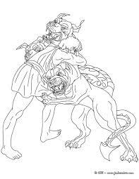 Voici Un Coloriage Historique Sur La Mythologie Grec Avec Les 12