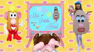 diy melanie martinez mrs potato head diy costume