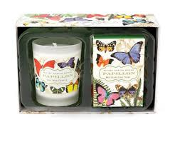 <b>Michel Design Works Papillon</b> Candel and Soap Gift Sets | www.gt-a ...