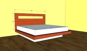 affordable bed frames with headboard – kalonspeak.me
