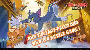 Tom and Jerry: Chase für Android - APK herunterladen