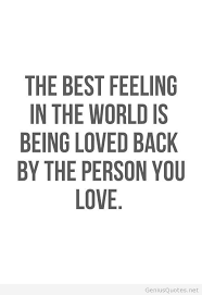 Quotes About Being Loved Enchanting Top 48 Feeling In Love Quotes For Lovers With 48D Images