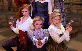 Review of Princess Ida by The Gilbert & Sullivan Very Light Opera Company -  Play Off The Page