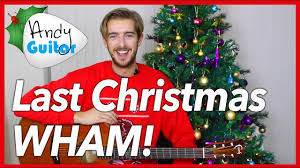 EASY 4 Chord Christmas Song - LAST CHRISTMAS by WHAM! - YouTube