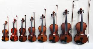 The Art Of Violin Sizing What Size Violin Does Your Child