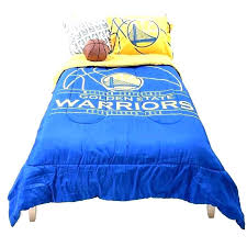 warriors bed set golden state sheets twin bedding