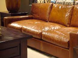 considering caramel leather design