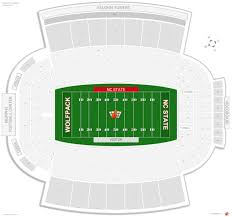 Carter Finley Stadium Nc State Seating Guide
