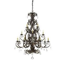 16 light chandelier light chandelier touareg 35 wide gold 16 light crystal chandelier