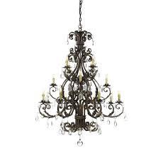 16 light chandelier light chandelier touareg 35 wide gold 16 light crystal chandelier