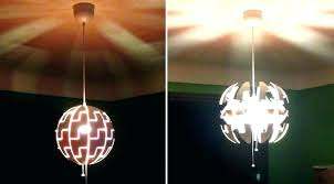 ikea globe light lamp shades lamp shades pendant lights lamp shades part chandelier globe inside star