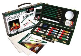 com royal and langnickel oil color painting artist set for beginners rset oil3000 rset oil3000