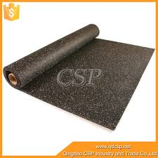 best quality heavy duty gym rubber tiles crossfit weight room flooring