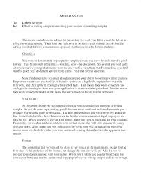 Memo Proposal Format Business Memos Writing Example Document Format Proposal