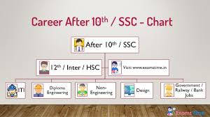 After 10th Courses Chart Career After 10th What Next After 10th Class Ssc