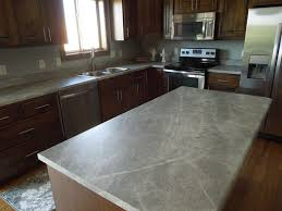 formica 180fx soapstone sequoia kitchen island and granite or laminate countertops