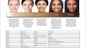 What Is Light Skin When Selecting A Scarf What Are The Good Colors For My Skin