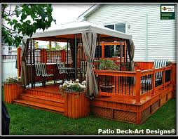 45 patio deck art designs layout off