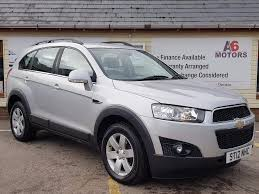Used 2012 Chevrolet Captiva 2.2 VCDi LT 5dr (7 Seats) for sale in ...