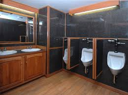 bathroom trailers. Majestic Restroom Trailer 3 Urinals Bathroom Trailers T