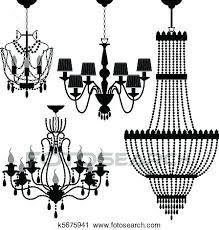 clip art chandelier clip art chandelier chandelier black silhouette search clip art ilration murals drawings clip