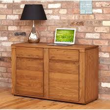 olten dark oak furniture hidden. Benson Dark Oak Furniture Hidden Home Office Pc Computer Desk Olten