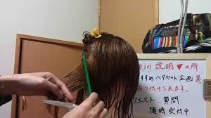 髪型 ショート 段カット カタログ