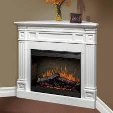 corner gas fireplace insert