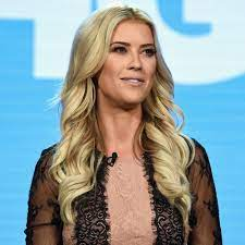 Christina Anstead takes back maiden ...